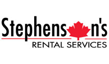 STEPHENSON'S RENTAL SERVICES INC.